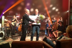 "Winnaar ""Dreents Liedtiesfestival"" 2014 Rtv Drenthe"