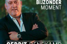 """""""Wat een bijzonder moment"""" Gerrit Denekamp"""